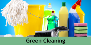 Cleaning Materials - Cleaning Company