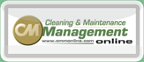 Cleaning & Maintenance Management Logo - Cleaning Company